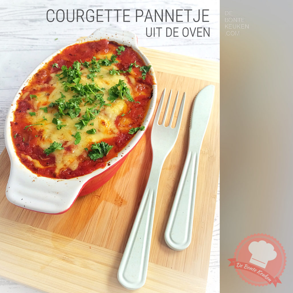 Courgette pannetje