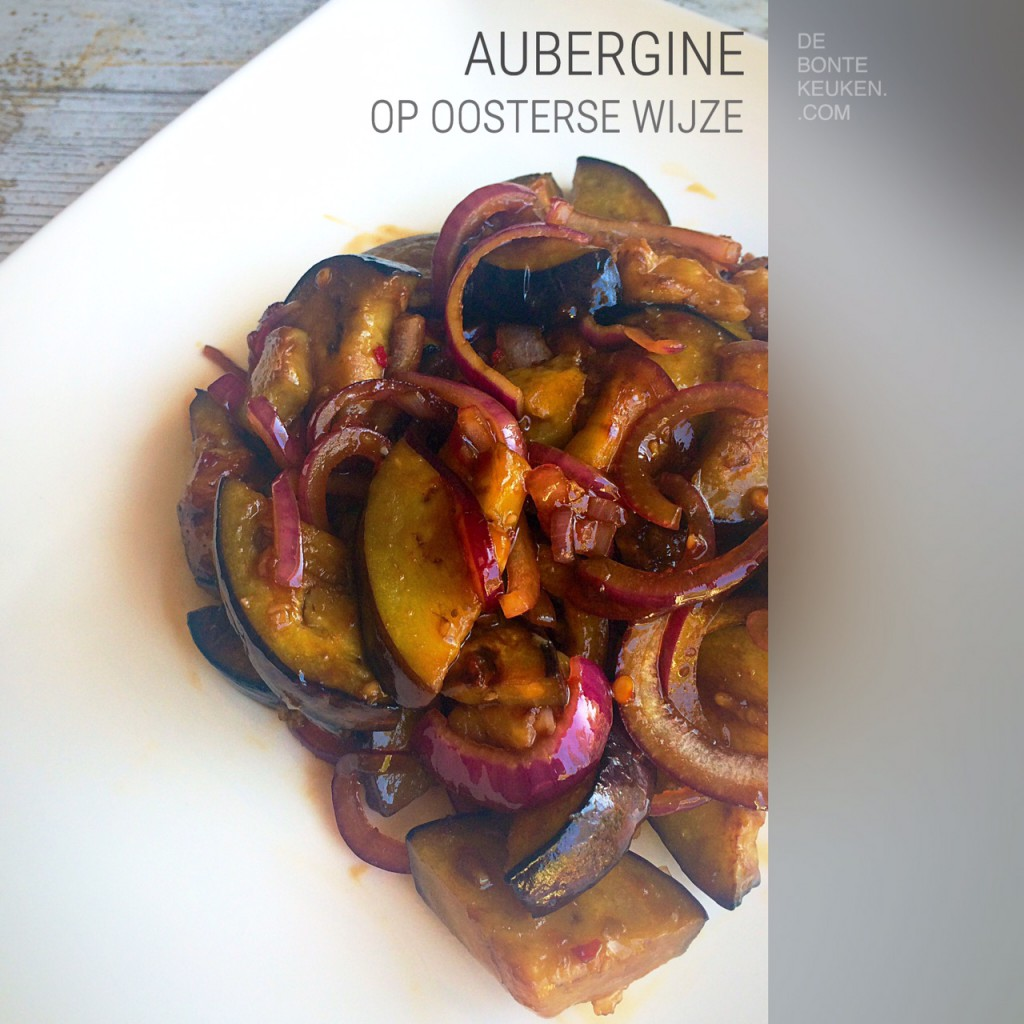 oosterse aubergine