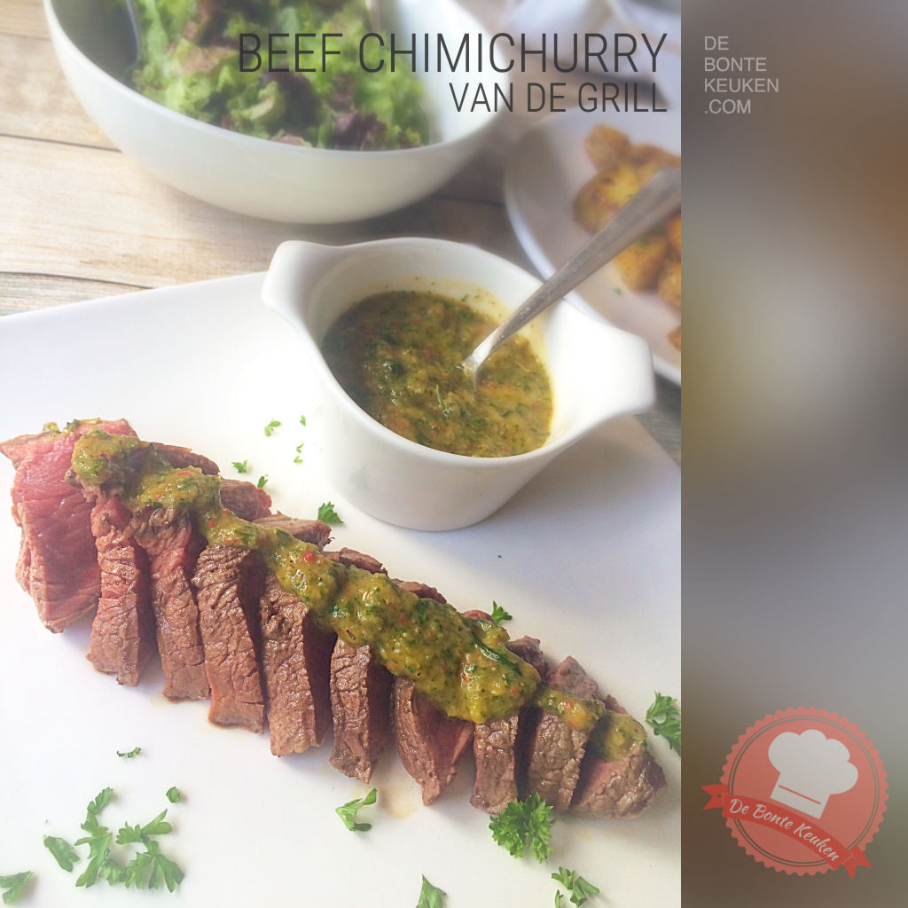 Beef Chimichurry