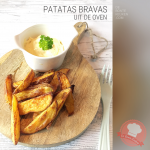 Patatas bravas (light) met aioli